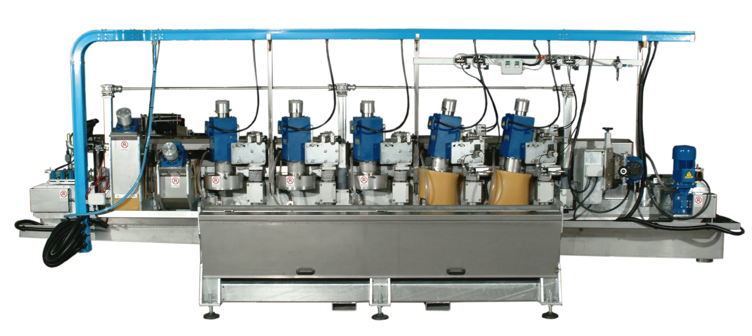 Cosmac SM7 Profiliermaschine