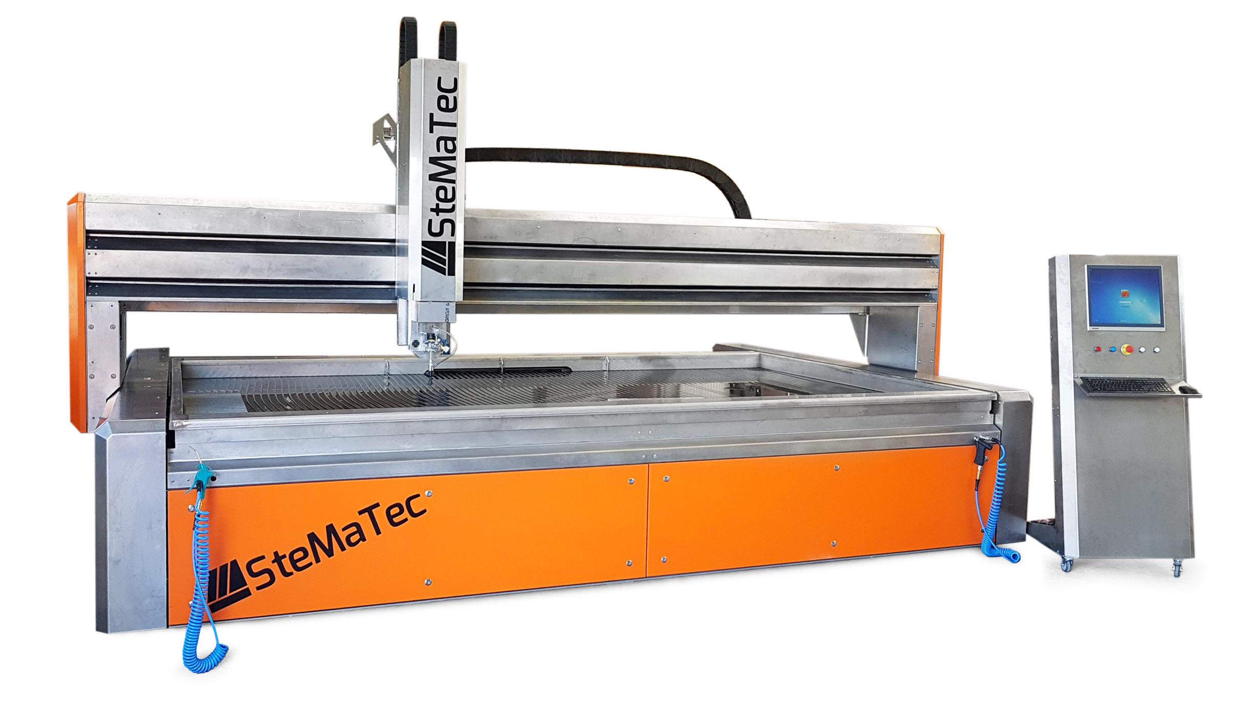 SteMaJet 4020 Wasserstrahlschneidemaschine
