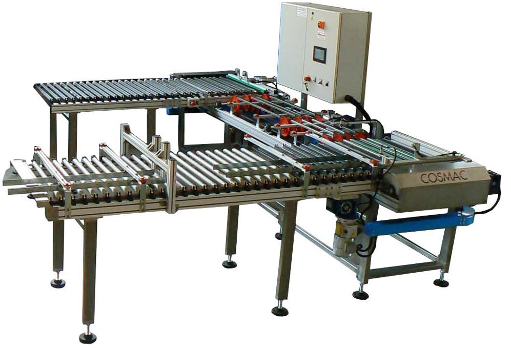 Vereinzelungs-System B180 600/1200 in U-Form