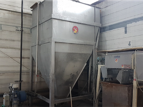 Wasseraufbereitungsanlage Lindo 600