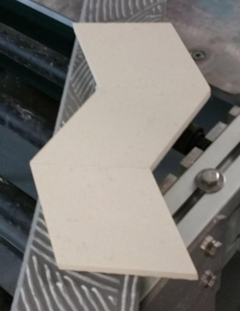 Cosmac MT 700 2T art Sägen und Sockelleisten schneiden